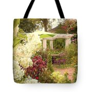 Time 2 Relax Tote Bag