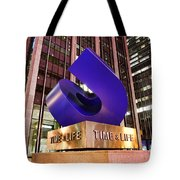 Time And Life Curved Cube Tote Bag