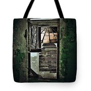 Time Awaits Allotted Dates Tote Bag