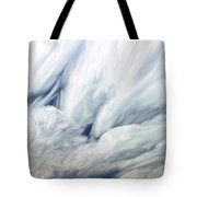 Time-lapse Clouds Tote Bag