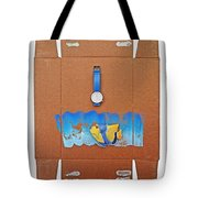 Time Piece Tote Bag