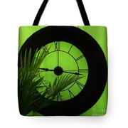 Time To Garden Tote Bag