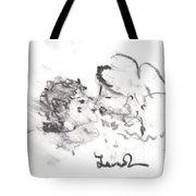 Timeless Love Tote Bag