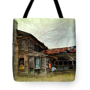Times Long Gone Tote Bag