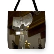 Tin Bonnet Tote Bag