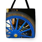 Tin Lizzie Tote Bag