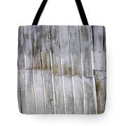 Tin Sheets Tote Bag