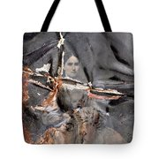 Tin Type Lifesaver Tote Bag