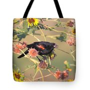 Tinted By Sunset Tote Bag
