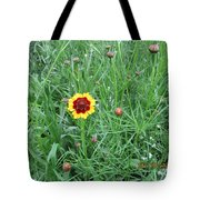 Tiny Lovely And Delicate Flower Tote Bag