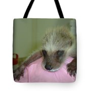 Tiny Tim Tote Bag