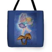 Tiptoe Fairy Tote Bag