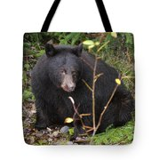 Tired Mom Tote Bag