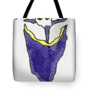 Tis Inverted Tote Bag