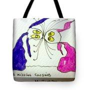 Tis Kissing Cousins Tote Bag