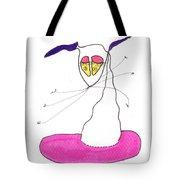 Tis Skinny Dipper Tote Bag