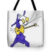 Tis The King - Elvis Tote Bag