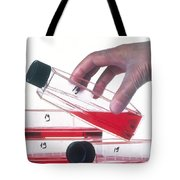 Tissue Culture Tote Bag