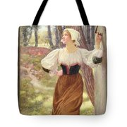 Tithe In Kind Tote Bag