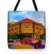 Tivoli Theatre Tote Bag