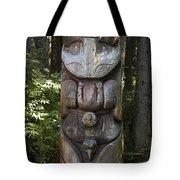 Tlingit Totem Pole, Sitka National Tote Bag