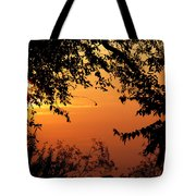 Tn Sunrise Tote Bag