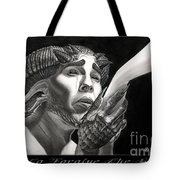 To Forgive The Wicked Tote Bag