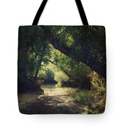 To My Happy Place Tote Bag