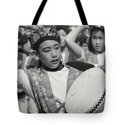 To The Beat Of The Drum Tote Bag