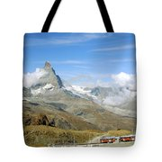 To The Summit Tote Bag
