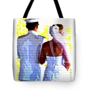 To Thee I Wed Tote Bag