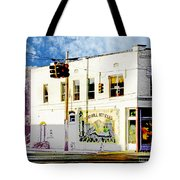 Toad Hall Antiques Tote Bag