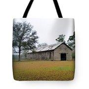 Tobacco Barn Tote Bag