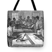 Tobacco: Twisting, 1879 Tote Bag