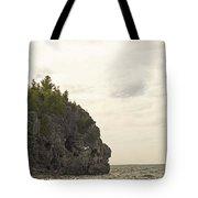 Tobermory Caves Tote Bag