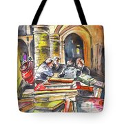 Together Old In Cyprus 01 Tote Bag