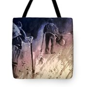 Together Old In Cyprus 04 Bis Tote Bag