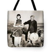 Toll Of The Sea, 1922 Tote Bag