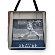 Tom Seaver 41 Tote Bag by Rob Hans