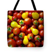 Tomatoes Background Tote Bag