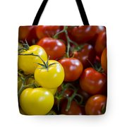 Tomatoes On The Vine Tote Bag