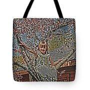 Tomboy In The Tree Tote Bag