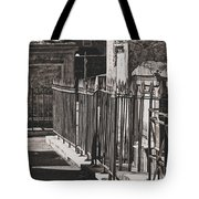 Tombs Of St. Louis Number One Cemetery New Orleans Tote Bag