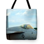 Tomcatters On Tarmac 2 Tote Bag