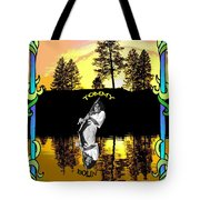 Amber Lake #2 Tote Bag