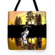Amber Lake #3 Tote Bag