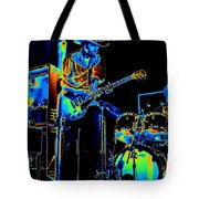 Getting Very Electric At Winterland In December 1975 Tote Bag