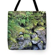 Tongass Fern Tote Bag
