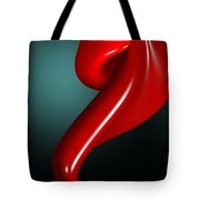 Tongue Play Tote Bag