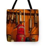 Tool Shop Tote Bag